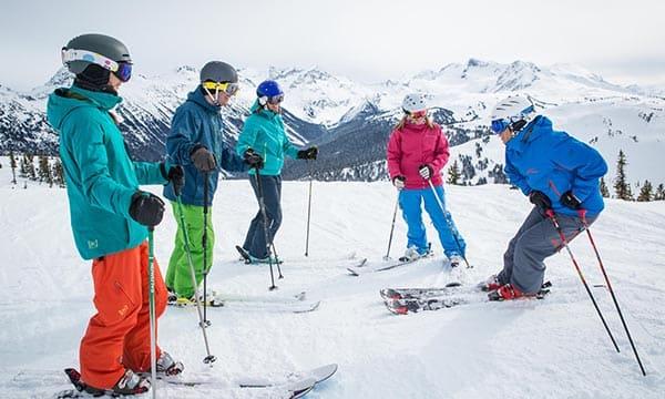Skiing Ability Level 3
