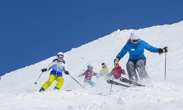 Skiing Ability Level 5