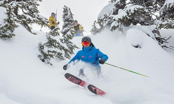 Skiing Ability Level 6