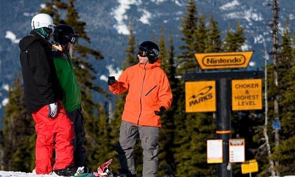 Snowboarding Ability Level 1