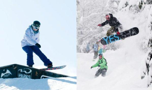 Snowboarding Ability Level 6