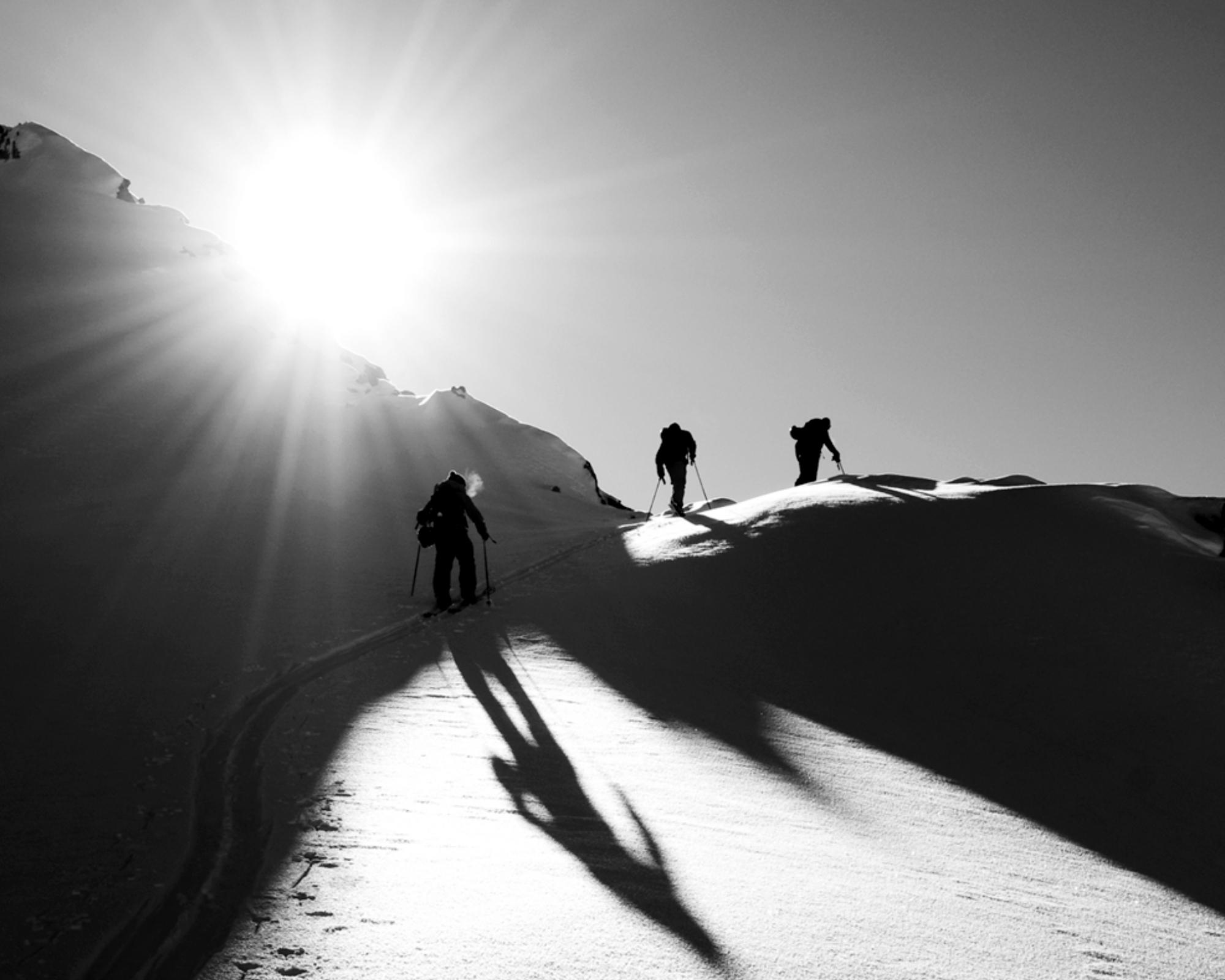 Whistler Backcountry Camp Ski Touring Powder 1